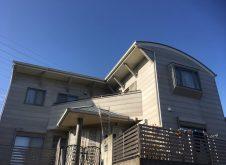 日立市 F様邸 屋根、外壁塗装