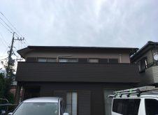 東海村 O様邸 屋根外壁塗装工事