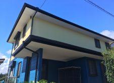 日立市 S様邸 屋根外壁塗装工事