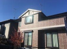 ひたちなか市 T様邸 屋根カバー工法、外壁塗装