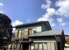ひたちなか市 H様邸 屋根、外壁塗装工事