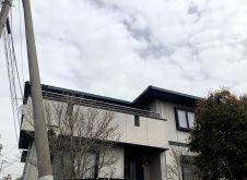 日立市 K様邸  屋根、外壁塗装工事