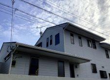 日立市 S様邸 屋根・外壁塗装工事