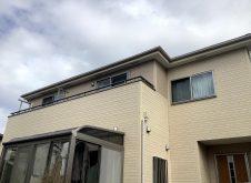 ひたちなか市 K様邸 屋根・外壁塗装工事